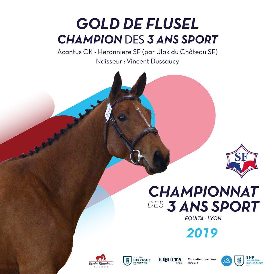 Le champion des 3 ans sport est Franc-Comtois !