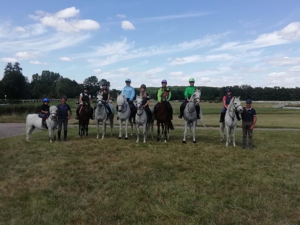 Les entraînements aux courses de poneys ont repris en Bourgogne Franche-Comté