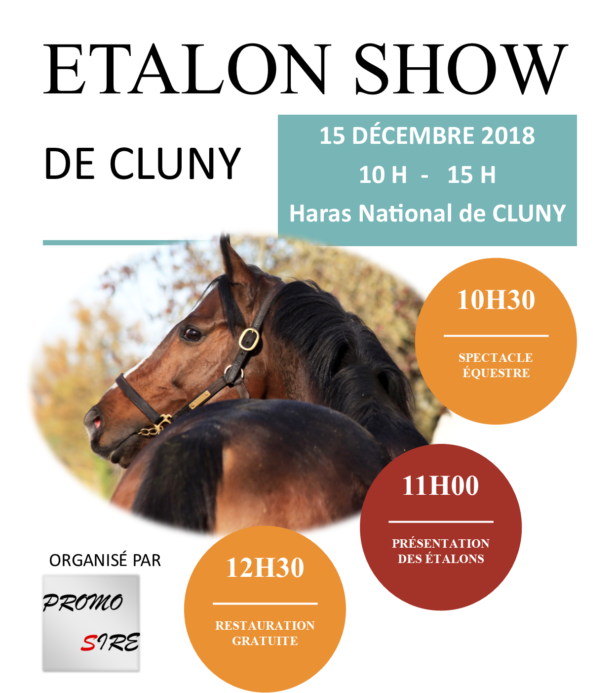 Etalon Show à Cluny
